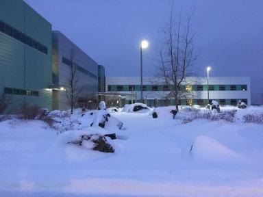 NOAA facility